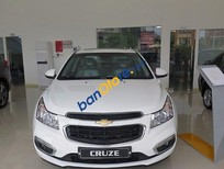 Bán ô tô Chevrolet Cruze LTZ 1.8 AT đời 2016, màu trắng, 686 triệu