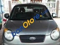 Cần bán xe Kia Morning MT đời 2008, màu xám