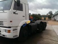 Bán Kamaz đầu kéo, 38 tấn, 02 giường, 260 mã lực, tăng áp, nhập khẩu
