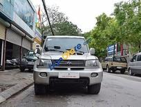 Bán Hyundai Galloper 2.5AT đời 2003, màu bạc, nhập khẩu nguyên chiếc số tự động