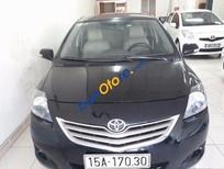 Khánh An Auto bán xe Toyota Vios E đời 2013, màu đen, số sàn