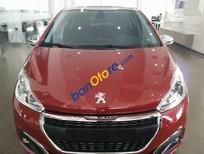 Cần bán xe Peugeot 208 đời 2016, màu đỏ, nhập khẩu, 895 triệu