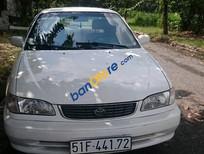 Bán xe cũ Toyota Corolla 1.3 đời 1999, màu trắng