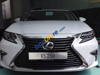 Bán Lexus ES 250 2.5L AT đời 2016, màu trắng, xe nhập