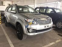Toyota Tân Tạo bán Toyota Fortuner đời 2016, màu bạc