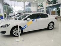 Peugeot Quảng Ninh bán ô tô Peugeot 508 Facelift sản xuất 2016, màu trắng, nhập khẩu