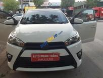 Cần bán xe Toyota Yaris 1.3E đời 2014, màu trắng, nhập khẩu chính hãng