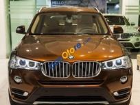 Bán ô tô BMW X3 năm 2016, màu nâu, giá chỉ 2 tỷ 099 triệu