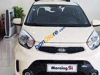 Kia Nguyễn Văn Trỗi bán xe Kia Morning 2016, màu trắng, 401 triệu