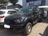 Bán Ford Ranger XL mầu đen, 2 cầu số sàn, giao ngay