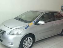 Bán Toyota Vios G đời 2011, màu bạc