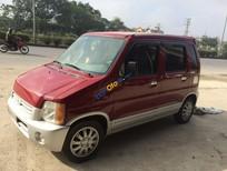 Cần bán gấp Suzuki Wagon R + đời 2007, màu đỏ