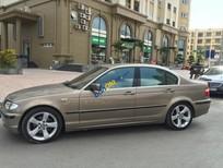 Cần bán xe BMW 3 Series 325i đời 2004, màu vàng