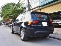 Cần bán xe cũ BMW X3 sản xuất 2005, màu đen, nhập khẩu chính hãng