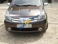 Cần bán xe cũ Nissan Livina đời 2011, màu nâu số sàn, 410 triệu