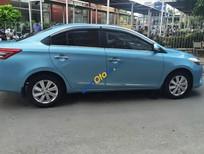 Cần bán Toyota Vios G đời 2014, màu xanh lam