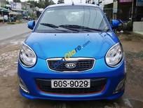 Cần bán lại xe Kia Morning Sport đời 2010, màu xanh lam xe gia đình giá cạnh tranh