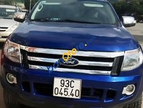 Bán xe Ford Ranger 4x4MT sản xuất 2015, màu xanh lam, nhập khẩu