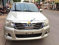 Bán Toyota Hilux 2.5E đời 2011, màu bạc, nhập khẩu nguyên chiếc chính chủ, giá tốt