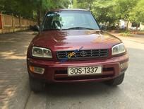 Bán xe Toyota RAV4 đời 1996, màu đỏ, nhập khẩu
