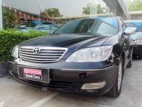 Cần bán gấp Toyota Camry 3.0 màu đen 2004