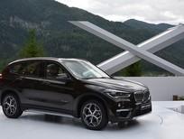 BMW X1 2017 chính hãng, nhập nguyên chiếc từ Đức, ưu đãi lớn, giao ngay