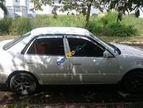 Cần bán lại xe Toyota Corolla năm 1999, màu trắng