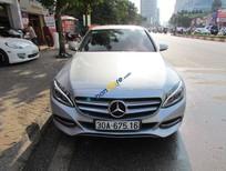 Bán xe Mercedes C200 2015 màu bạc