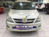 Bán xe Toyota Innova 2.0G đời 2006, màu bạc chính chủ