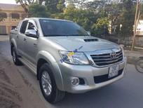 Bán ô tô Toyota Hilux 3.0 G năm 2013, màu bạc như mới, giá tốt