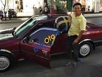 Bán xe cũ Toyota Camry 1989, màu đỏ, xe nhập