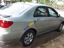 Cần bán lại xe Toyota Corolla S 1.8AT đời 2007, màu bạc, xe nhập chính chủ