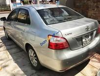 Cần bán xe Toyota Vios G đời 2011, màu bạc