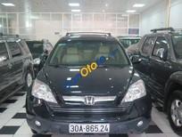 Bán Honda CR V 2.0 AT năm sản xuất 2009, màu đen số tự động