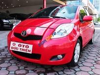 Bán xe cũ Toyota Yaris 1.3AT sản xuất 2009, màu đỏ, nhập khẩu nguyên chiếc