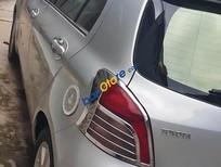 Xe Toyota Yaris 1.3G sản xuất 2008, màu bạc, nhập khẩu nguyên chiếc xe gia đình giá cạnh tranh