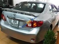 Bán ô tô Toyota Corolla XLi 1.8AT đời 2009, màu bạc