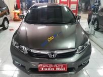 Bán Honda Civic 2.0AT năm 2012, màu nâu giá cạnh tranh