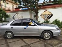 Cần bán xe Daewoo Nubira II 1.6 đời 2001, màu bạc