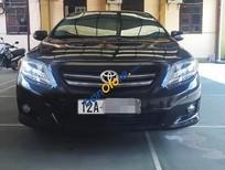 Cần bán lại xe Toyota Corolla Altis 1.8G AT đời 2009, xe đẹp