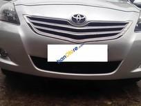 Bán xe cũ Toyota Vios G 2013, màu bạc số tự động, giá tốt