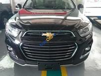 Bán xe Chevrolet Captiva Revv đời 2016, màu đen, 879 triệu