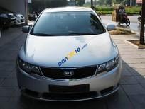 Bán ô tô Kia Forte SLi 1.6AT đời 2009, màu bạc, nhập khẩu