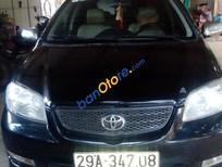 Bán Toyota Vios MT 2006, màu đen giá cạnh tranh