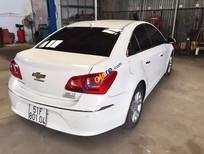 Bán xe cũ Chevrolet Cruze MT đời 2016, màu trắng số sàn