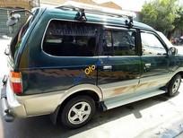 Cần bán xe cũ Toyota Zace GL đời 2005, màu xanh lam còn mới, 355tr