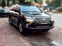 Bán xe Lexus LX 570 sản xuất năm 2011, màu đen, nhập khẩu