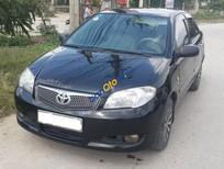 Cần bán gấp Toyota Vios sản xuất 2005 chính chủ