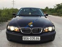 Bán BMW 3 Series 325i 2005, màu đen chính chủ