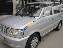 Cần bán lại xe Mitsubishi Jolie MT đời 2002, màu bạc chính chủ